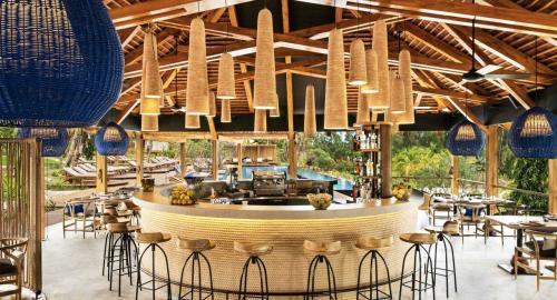 Zuri Zanzibar Hotel & Resort : Restauration